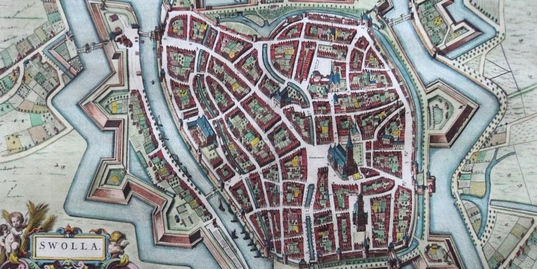 Het dagboek van de Zwolse aartspriester Arnoldus Waeijer is een belangrijke bron voor de geschiedenis van Zwolle in de zeventiende eeuw