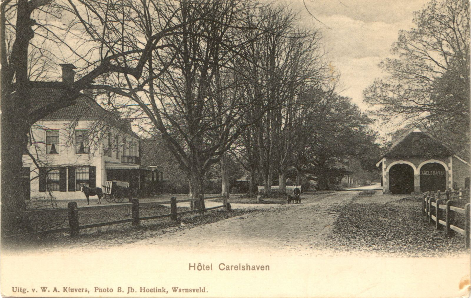 Carelshaven podcast